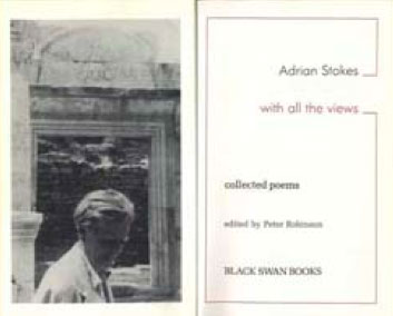 Cover of Adrian Stokes with all the views