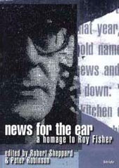 Cover of News for the Ear: A Homage to Roy Fisher