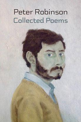 Cover of Peter Robinson Collected Poems