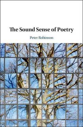 Cover of The Sound Sense of Poetry